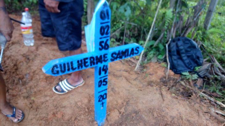 Guilherme Samias, de 64 anos morreu no último dia 14 de maio. (reprodução/ aquivo pessoal)