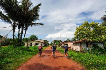 Moradores da Ilha do Marajó, no Pará, tem reclamado da falta de água em meio à crise sanitária. - (Foto: Filipe  Gomes)