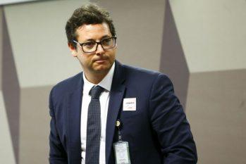Fabio Wajngarten, chefe da Secom - foto: divulgação