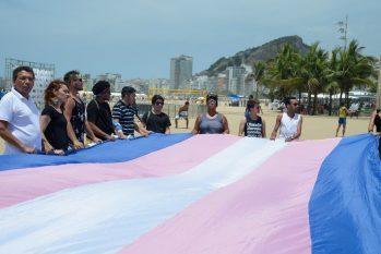 No primeiro semestre de 2020, 89 pessoas trans foram assassinadas (Tomaz Silva/Agência Brasil)