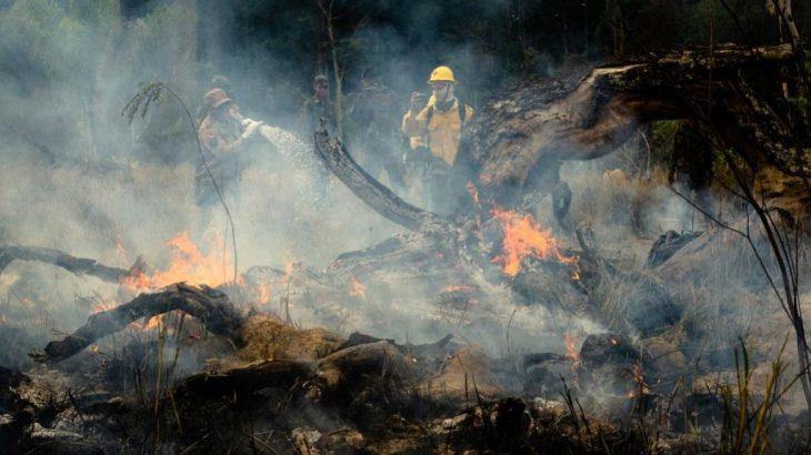 Ação do MPF pede  que as terras indígenas ainda em demarcação sejam consideradas na análise de sobreposição de áreas particulares (Gustavo Basso/NurPhoto)