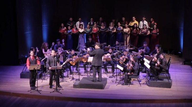 O grupo levará para a plataforma digital óperas tradicionais com ritmos brasileiros, como choro, bossa nova, samba e baião (Divulgação/Ovam)