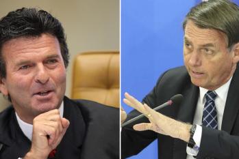 Bolsonaro não deixará de atacar ministros da corte quando se sentir incomodado, mas indicou que evitará críticas diretas à instituição e também ao seu futuro presidente (Reprodução/Internet)