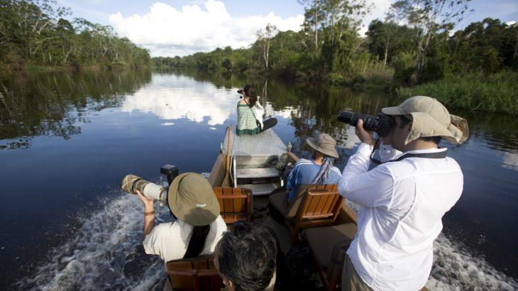 Encontro virtual sobre turismo visa reposicionar setor brasileiro (Reprodução/Amazônia na Rede)