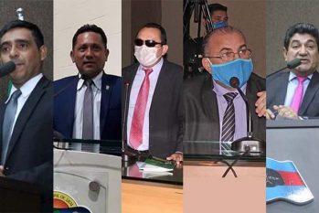 vereadores assinam CPI