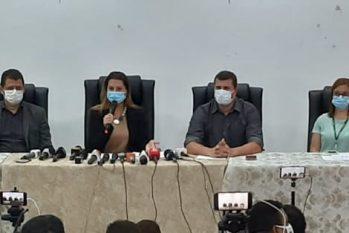 Secretaria de Saúde negou superfaturamento e disse estar à disposição para explicar gastos (Ricardo Araújo/Revista Cenarium)