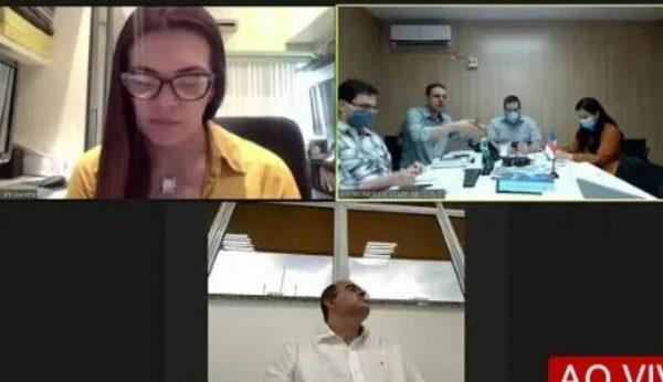 Em audiência virtual, equipe de finanças do Estado explicou a parlamentares o vai e vem da arrecadação no Amazonas em tempos de pandemia (Reprodução/Internet)