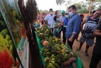 O orçamento é o dobro do repassado ao Estado do Amazonas no biênio anterior e o maior da região Norte ( Diego Peres/Secom)