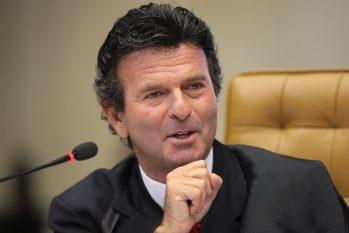 A decisão de Fux está alinhada com o presidente da corte, ministro Dias Toffoli, que criticou o argumento de bolsonaristas (Divulgação/STF)