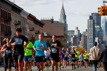 A Maratona de Nova York aconteceria no dia 1º de novembro (Divulgação)