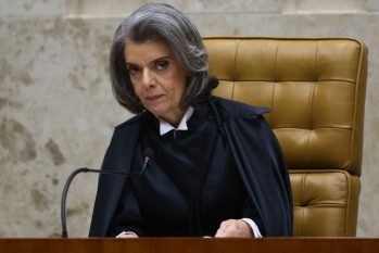 Ministra Cármen Lúcia (Wilson Dias/Agência Brasil)