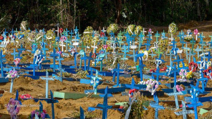 Estados da Amazônia Legal registram mais de um milhão de casos e 25 mil mortes pela Covid-19