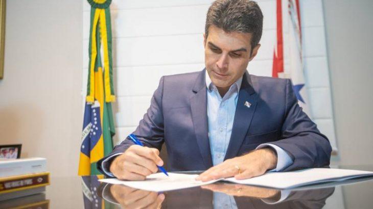 Para o governador do Estado, Helder Barbalho, essa é uma proposta plural e que, com a paralisação das atividades culturais no período da pandemia de Covid-19, se torna ainda mais urgente. (Divulgação)