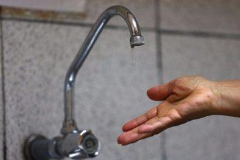 Empresa de abastecimento de água informou que parada programada é para manutenção de rede hidráulica. (reprodução/internet)