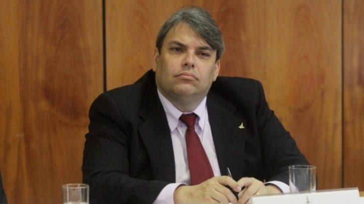 Antonio Paulo Vogel é economista e servidor público há mais de 20 anos. (Reprodução/Internet)