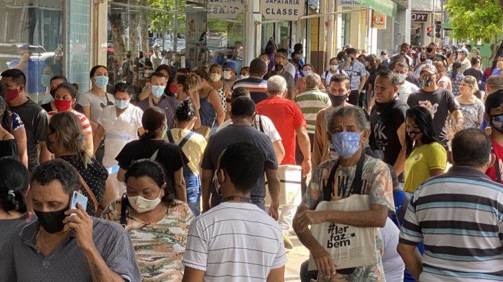 Manauenses aguardam ansiosos pela segunda fase de reabertura do comércio local, que inclui bares e restaurantes. (Reprodução/Internet)