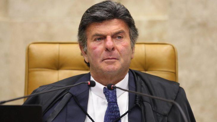 Fux assumirá a chefia do Poder Judiciário em um ano marcado pelos conflitos do presidente Jair Bolsonaro com o Supremo (Divulgação)