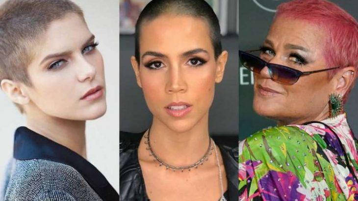 As mudanças aconteceram por busca de autoconhecimento e uma vontade de não se sentirem reféns de padrões de beleza (Divulgação/Internet)