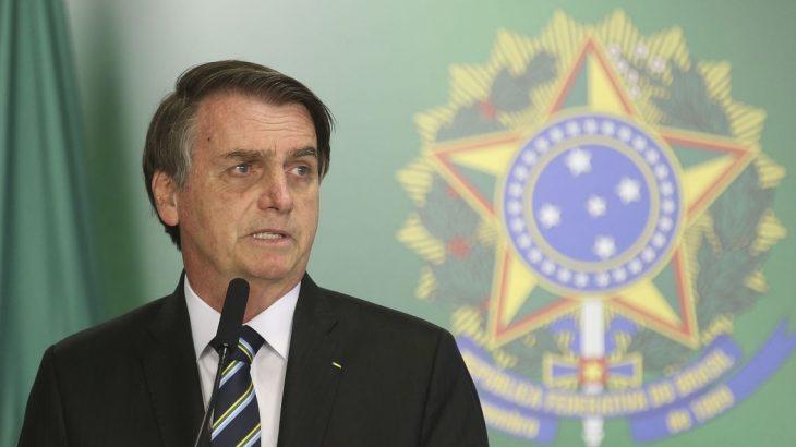 Nos próximos dias, Bolsonaro irá a Belém, no Pará, para inaugurar uma praça, e pretende ir ao Rio, a um evento militar. (Agênia Brasil)