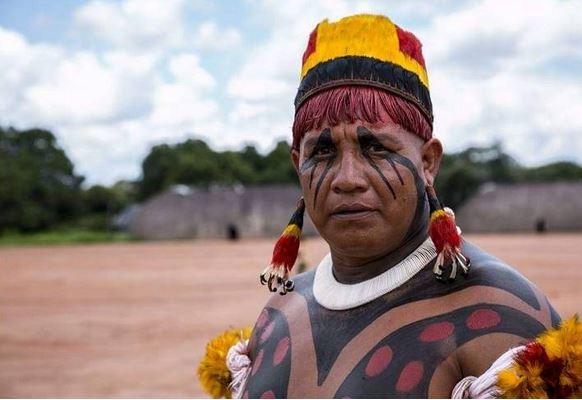 Aldeias terena têm mais de 10 mortes em 15 dias; campanhas buscam materiais básicos de proteção (Reprodução/Internet)