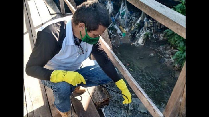 Estudo é pautado nas diretrizes do Conselho Nacional do Meio Ambiente, e no Programa Nacional de Qualidade das Águas (PNQA) (Divulgação)