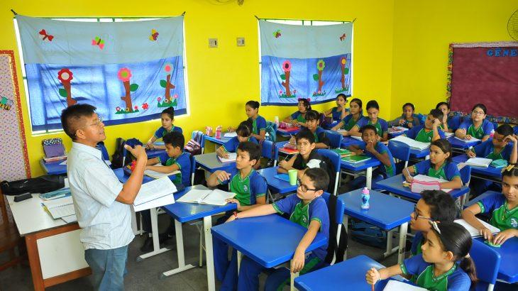 Pesquisa foi realizada pela Secretaria de Estado de Educação e Desporto e alcançou mais de oito mil profissionais (Divulgação/Cleudilon Passarinho)