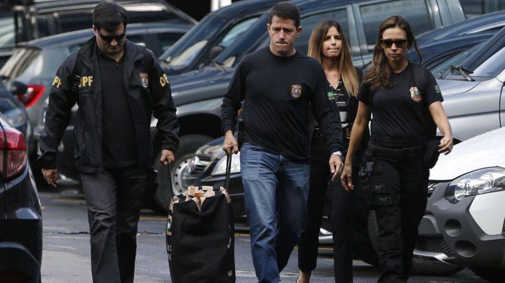Os mandados da operação Dardanários estão sendo cumpridos nas cidades de Petrópolis (RJ), Goiânia, Brasília, São Paulo e São José do Rio Preto (SP (Tânia Rêgo/ Agência Brasil)