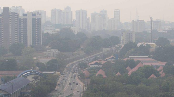 Ao considerar outras formas de emissão de CO², o número é ainda mais assustador. Somente a Amazônia Legal foi responsável por emitir 570 milhões de toneladas do gás em 2019. (Ricardo Oliveira/ Revista Cenarium)