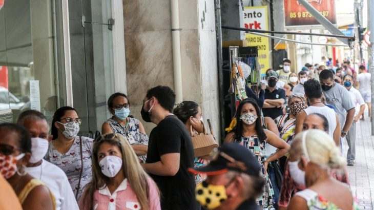 Europa e outras partes do mundo já se preparam para nova onda do vírus (Reprodução/Internet)