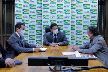 Encontro entre representantes do Amazonas e o presidente da Comissão da Amazônia, podem render um novo capítulo na relação entre a região e o governo federal (Reprodução/FAS)