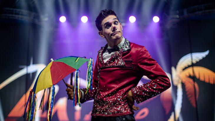 Sessão Inclusiva acontece neste sábado no Circo Marcos Frota (Reprodução/ Internet)