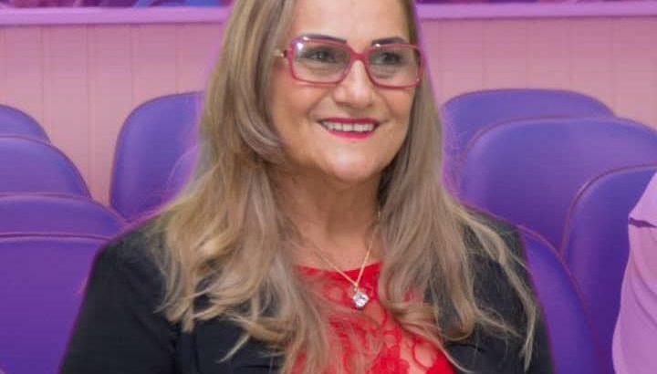 Prefeita de Beruri, Maria de Oliveira deu prioridade à compra de bolas esportivas mesmo a cidade com 545 pessoas com Covid-19 e sete mortes (Reprodução)