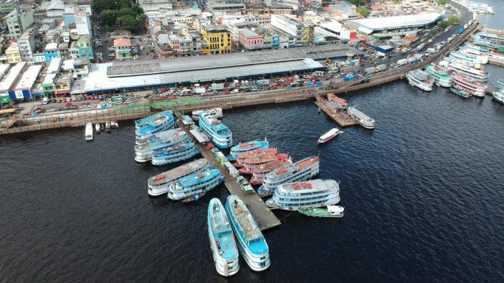 Ainda não há prazo para liberação da capacidade total de ocupação das embarcações, (Reprodução/Internet)