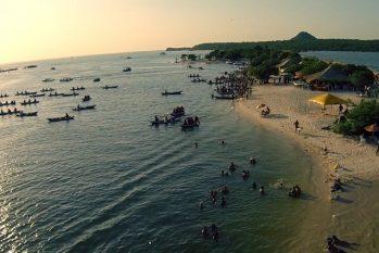 Conhecido como Caribe Amazônico, Alter do Chão (PA) tenta recuperar perdas no setor turístico (Reprodução/Internet)