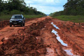 Rodovia BR-319 terá 86 km recuperados. (Divulgação/Internet)
