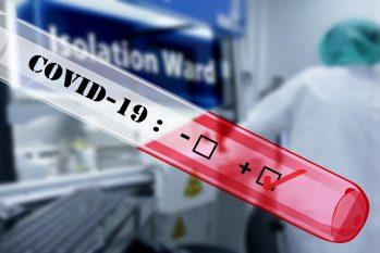O aumento no número de casos do novo Coronavírus foi registrado em pelo menos 20 países na semana passada e 37 países esta semana (Reprodução/Internet)