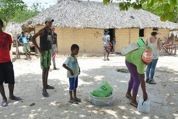 Ação foi realizada pela Secretaria de Estado da Saúde (SES), por meio da Força Estadual de Saúde do Maranhão (Fesma) (Divulgação/Conaq)