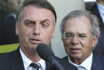 Segundo militares do governo, aceno do presidente é última tentativa de provar a Guedes que medida não tem respaldo político (Reprodução/Internet)