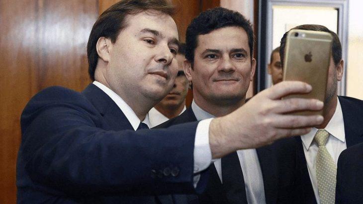 Presidente da Câmara diz que ação de Aras não é 'interferência' no trabalho dos procuradores e ex-ministro é 'candidato fortíssimo' em 2022 (Flavio Soares)