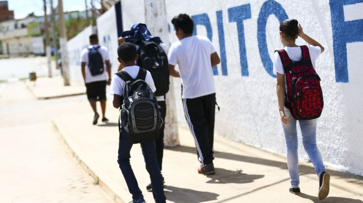 Retomada ocorrerá após a FVS-AM validar protocolos de saúde nas 107 unidades de ensino fundamental de Manaus. (Reprodução/Internet)