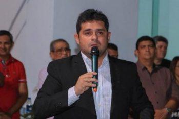 Extrato do contrato assinado pelo Prefeito Glênio Seixas foi publicado nesta quarta-feira no Diário Oficial dos Municípios (Divulgação)