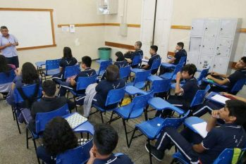 Anúncio foi feito nesta quinta-feira, 23, pelo secretário de educação, Luís Fabian em entrevista exclusiva à REVISTA CENARIUM. (Reprodução/internet)