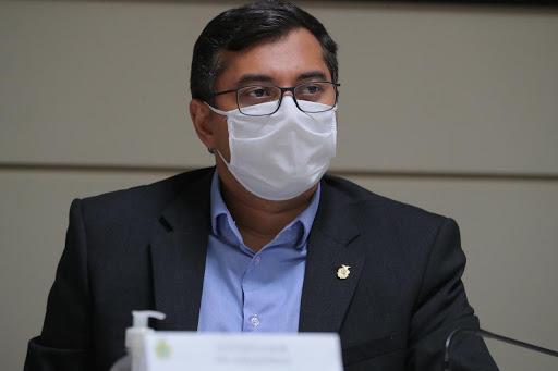 Governador do Amazonas foi internado nessa quinta-feira, 30, após indisposição (Divulgação/Secom)