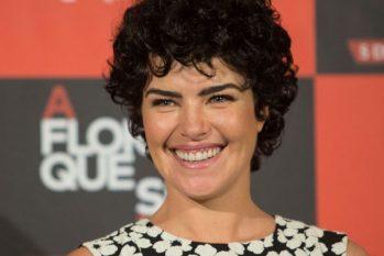 Atriz Ana Paula Arósio, protagoniza comercial publicitário do Banco Santader (Reprodução/ internet)