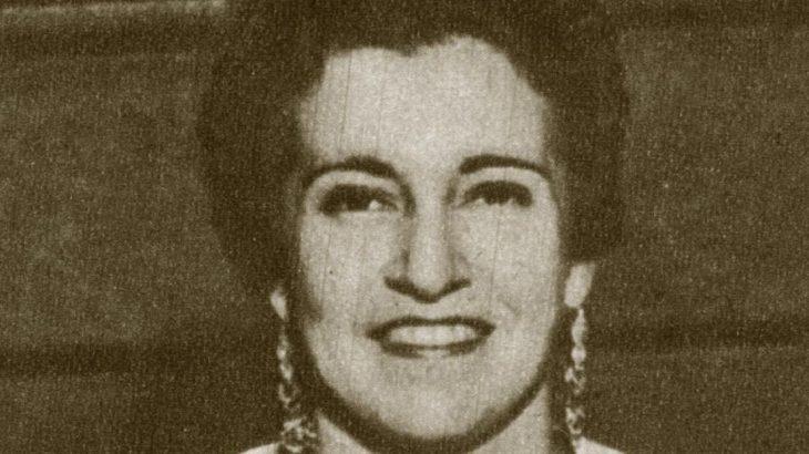 Olga gravou dezenas de discos e alcançou uma vitoriosa carreira internacional (Divulgação/Museu Vila-Lobos)