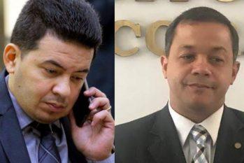 Os deputados e delegados Pablo e Péricles aparecem com índices abaixo de 1% nas pesquisas eleitorais realizadas em Manaus. (Reprodução/ Internet)