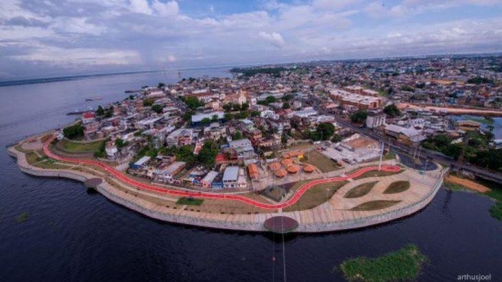 Manaus precisa recuperar mananciais para dispor de mais qualidade de vida para população (Reprodução/Internet)