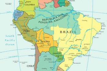 Movimento pela 'independência' da Amazônia encontra resistência total nos políticos da região(Reprodução/Divulgação)