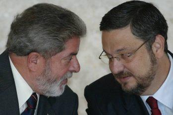 De ministro a desafeto, Palocci se tornou um dos maiores delatores da operação Lava Jato, mas, as informações fornecidas estão sendo descartadas por falta de provas (Reprodução/Internet)