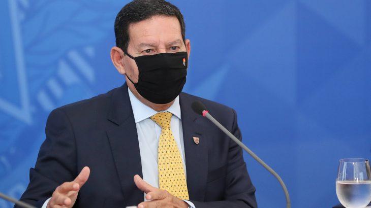 Vice-presidente Hamilton Mourão afirma que é necessário captar investimentos estrangeiros para realizar ações na Amazônia (Reprodução/Internet)